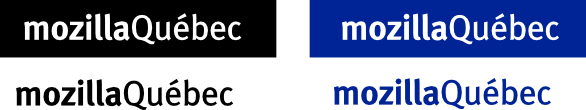 Mot-symbole Mozilla Québec (essai 2)