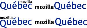 Mot-symbole Mozilla Québec (essai 3)