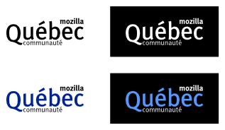 Mot-symbole mozilla Québec